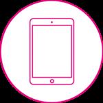 Tablette ipad pour logiciel médical